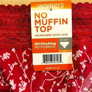 No Muffin Top panties size S/5